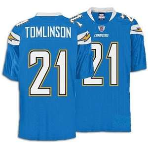 Ladainian Tomlinson San Diego Chargers Jersey (Lt blue w
