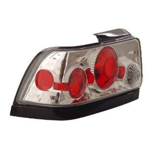 Toyota Corolla Tail Lights/ Lamps Performance Conversion