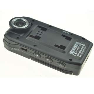 Newest Real HD 1080p Car Dashboard Camera Cam Accident DVR K2000