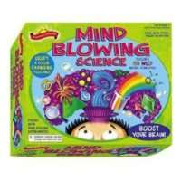 Scientific Explorers Mind Blowing Science Kit   NEW 781968002212