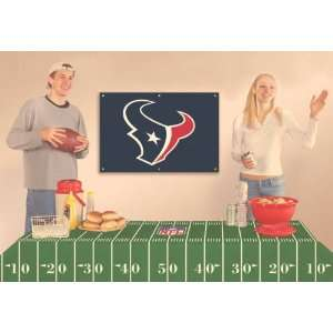 Houston Texans Tailgate Party Kit
