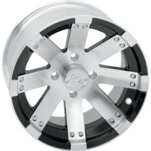 Vision Wheel Black 14in. Buck Shot Front Wheel , Color
