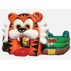 Kidwise Toddler Safari Bounce House (Commercial Grade) Toys & Games