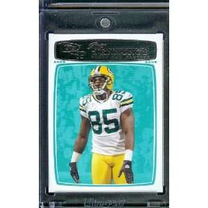 Greg Jennings   Green Bay Packers   NFL Football Trading Cards Sports