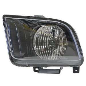 2005 06 FORD MUSTANG HEADLIGHT, DRIVER SIDE Automotive
