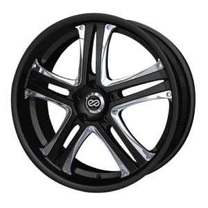18 ENKEI AKP BLACK RIMS WHEELS SAAB 9 3 TURBO 9 4 9 5 PONTIAC G6