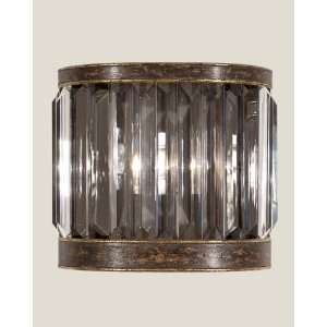 Fine Art 605650 Rustic Iron Eaton Place Transitional 1 Light Coupe