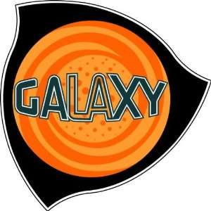 LA Galexy USA Soccer Auto Car Decal Vinyl Sticker 6X6