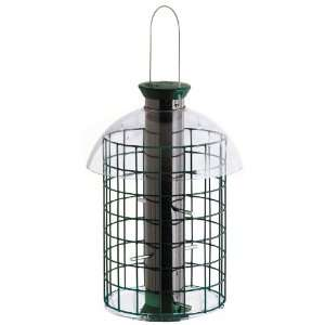 Droll Yankees Thistle Domed Caged Feeder