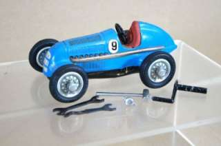 1050 MERCEDES BENZ RACING CAR CLOCKWORK US Zone GERMANY NICE ow