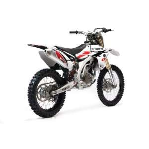 2011 ONE INDUSTRIES  WHITE  YAMAHA FULL GRAPHICS KIT   Yamaha YZF 450