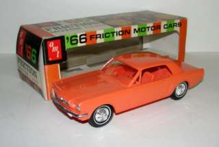 AMT 1966 FORD MUSTANG PROMO IN ORIGINAL BOX NEVER PLAYED WITH