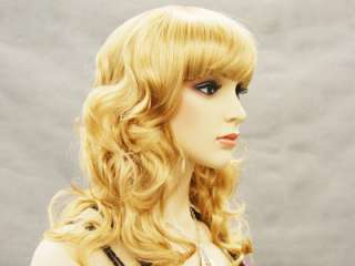 Female Wig Mannequin Head Hair for Mannequin #WG T8C