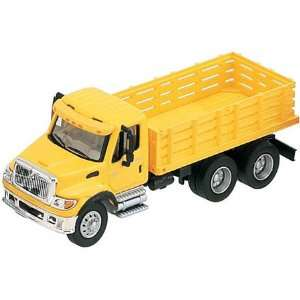 HO International 7000 Stake Bed, Yellow Toys & Games