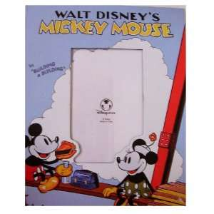 Walt Disney Mickey Mouse & Minnie Picture Frame Toys