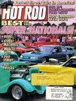 Hot Rod Magazine September 1992 Camaro Tech Info Muscle