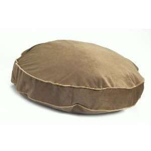 Bowsers Super Soft Round Dog Bed, Mocha, Small 28 Pet