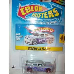 Shifters Car   Dodge Charger SRT8 (Classic to Flames) Toys & Games