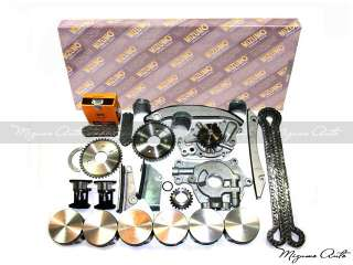 Overhaul Engine Kit Dodge Chrysler 2.7 V6 Vin R U 03 05