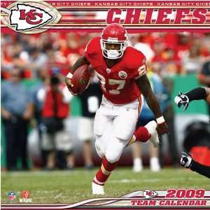 Kansas City Chiefs NFL 12 x 12 Team Wall Calendar