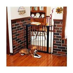 DO NOT USE KidCo Center Gateway Child Safety Gate   Black Baby