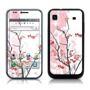 Protective Skin Decal Sticker for Samsung Vibrant SGH T959 Cell Phone