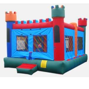 15x20 Foot Castle Bounce House (Commercial Grade) Toys & Games