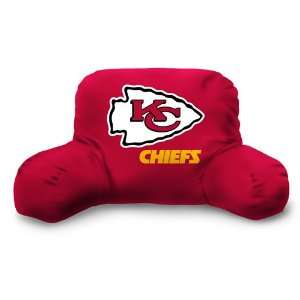 Kansas City Chiefs NFL Team Bed Rest Pillow (20x12
