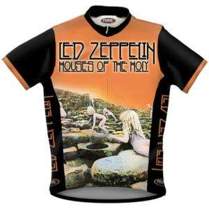 Led Zeppelin Houses Cycling Jersey SM