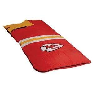 Kansas City Chiefs NFL Sleeping Bag by Northpole Ltd