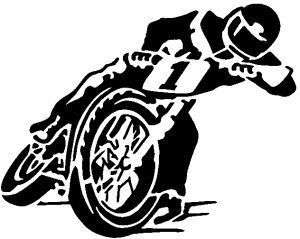 MOTORCYCLE DIRT BIKE FX STICKER/DECAL CHOOSE SIZE/COLOR