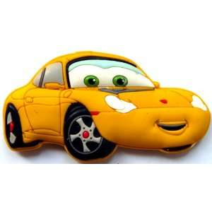 in Cars Movie Disney ~ Fridge Magnet ~ Refrigerator Magnet ~ race car