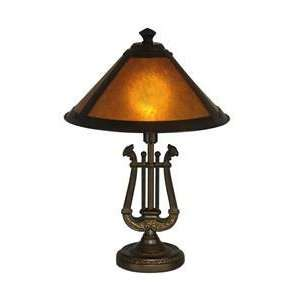 Dale Tiffany TA90190 Freeport 1 Light Table Lamps in
