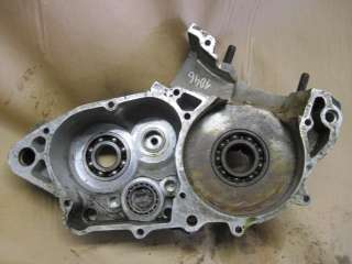 KTM 1992 MX250 250 EXC Left Engine Case Block