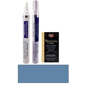 1/2 Oz. Hydro Blue Metallic Paint Pen Kit for 2009 Pontiac