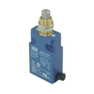 Dayton 12T956 Mini Limit Switch, SPDT, Vert, Plunger