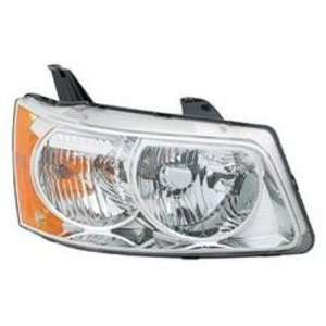 Pontiac Torrent Replacement Headlight Assembly   Passenger Side