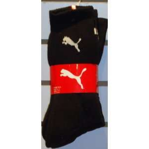 Puma Mens Athletic Crew Socks