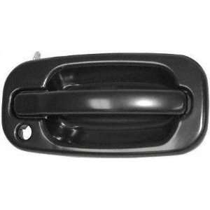 02 05 CHEVY CHEVROLET AVALANCHE FRONT DOOR HANDLE RH (PASSENGER SIDE