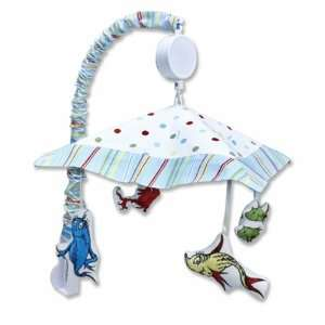 Dr. Seuss One Fish Two Fish Mobile Baby