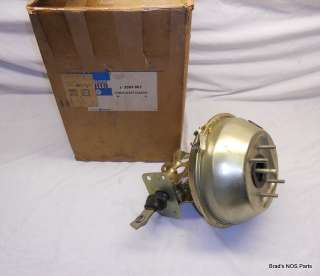 NOS 69 70 Plymouth Dodge Chrysler Power Brake Booster