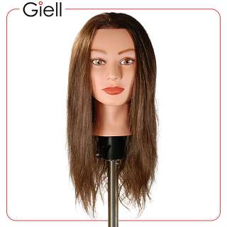 23 Cosmetology Mannequin Head 100% Human Hair Amerikin