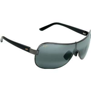 Maui Jim Maka 513 Sunglasses, Gunmetal / Grey Lens, Sunglasses