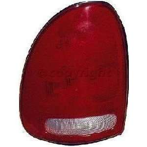 TAIL LIGHT chrysler GRAND VOYAGER 00 plymouth 96 00 dodge CARAVAN TOWN