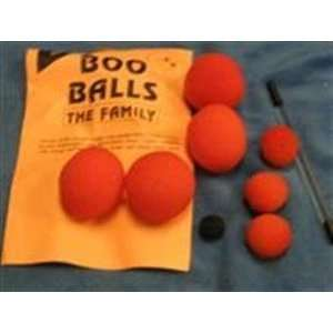 Boo Balls   Sponge Close Up / Parlor Street Magic Toys