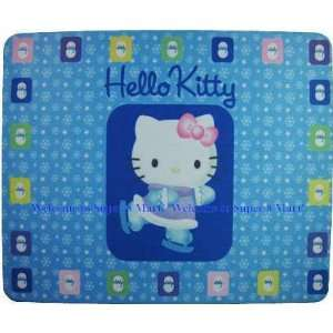 Hello Kitty Mouse Pad Ice Skating Pad