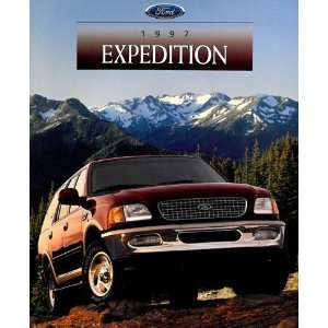 1997 Ford Expedition Original Sales Brochure Everything