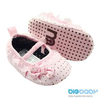pink Mary Jane toddler baby girl shoes size US 4 UK 3