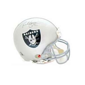 Rich Gannon, Oakland Raiders Official Riddell Pro Line Autographed