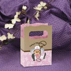 Little Cowgirl   Mini Personalized Baby Shower Favor Boxes